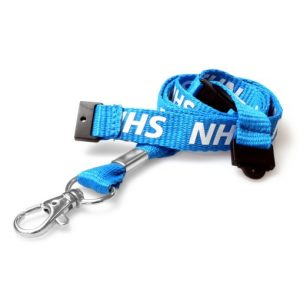 NHS Lanyard Double