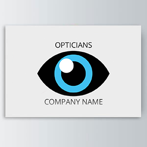 Opticians Appointment Cards