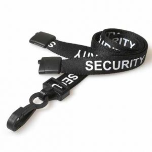 security lanyard, security pass holder