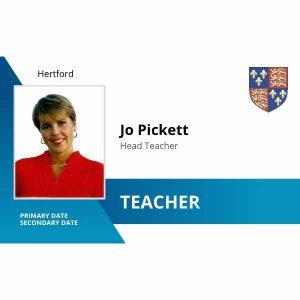 Teacher ID Cards
