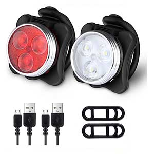 USB Bike Lights