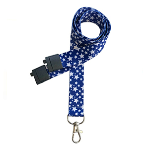Blue Star Lanyards