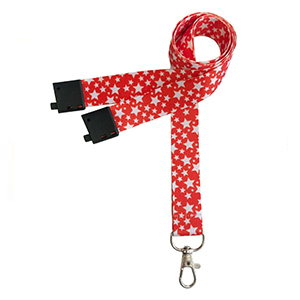 Red Star Lanyards