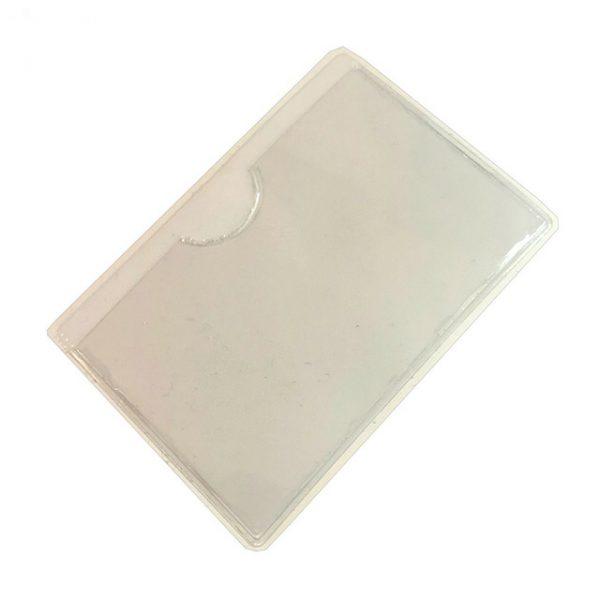 Self Adhesive Credit Card Pocket Thumb Cut